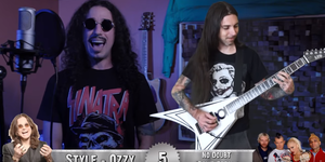Viralul saptamanii: 10 piese in stilul lui Ozzy