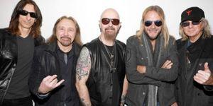 Judas Priest au primit Best British Band Award la Metal Hammer Golden Gods