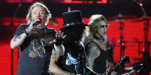 Vom avea un nou album semnat Guns n' Roses