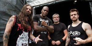Sepultura a primit interdictie in Liban