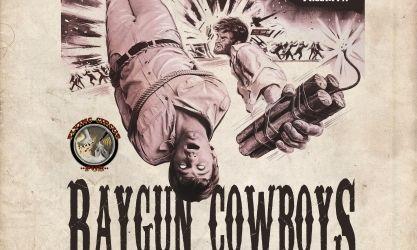 Concert Raygun Cowboys si Dance Trauma in Flying Circus Cluj