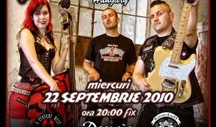 Concert The Silver Shine in Art Cafe din Sibiu
