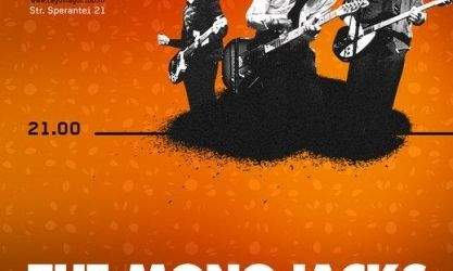 Concert The Mono Jacks in Tago Mago Bucuresti (video)