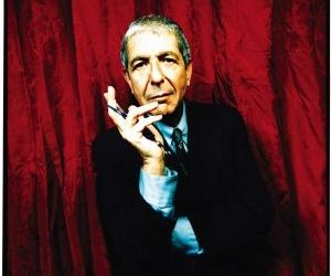 Leonard Cohen- poet scriitor  si mai presus muzician de exceptie