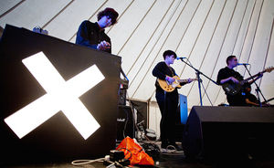 The xx liciteaza caritalbil light-boxurile trupei