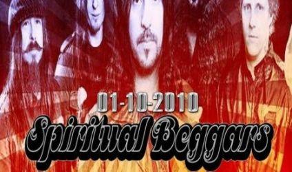 Spiritual Beggars au revenit pe scena (video)