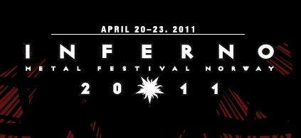 Noi nume confirmate pentru Inferno 2011