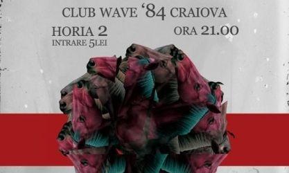 Concert Uma Swan in Wave '84 din Craiova