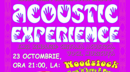 Rock si metal la Woodstock Cafe in saptamana 18-24 octombrie