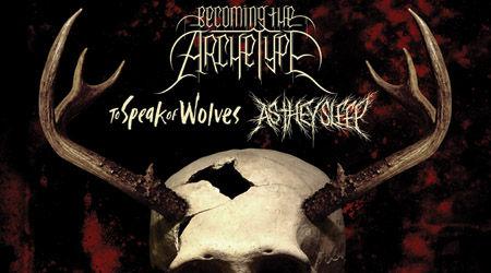 Living Sacrifice si Showdown sustin A Very Metal Christmas Tour