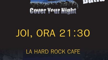 Programul Hard Rock Cafe pentru prima saptamana din noiembrie