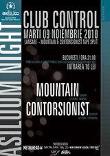 Asiluum lanseaza in Control split-ul Mountain si Contorsionist