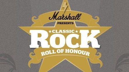 Cine sunt castigatorii la Classic Rock Roll Of Honour 2011?