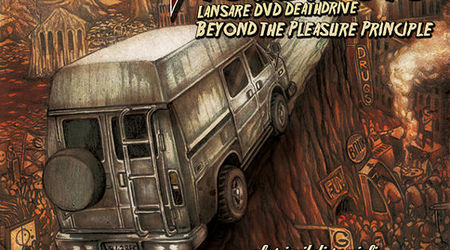 Deathdrive lanseaza primul DVD din cariera