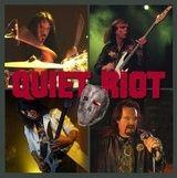 Filmari cu noua formula Quiet Riot