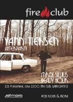 Afterparty Yann Tiersen in Fire Club Bucuresti