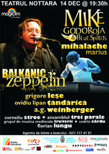 Ultimul concert Balkanic Zeppelin este sold out
