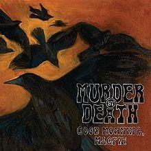 Murder By Death dau startul unui turneu american de Revelion