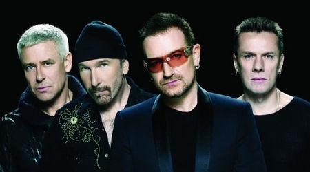Concert U2 in Romania in 2011 (Zvon)