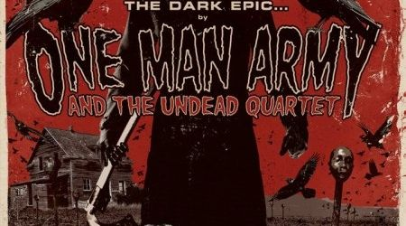 Asculta fragmente de pe noul album One Man Army...