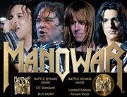 Biletele pentru concertul Manowar din Birmingham s-au pus in vanzare