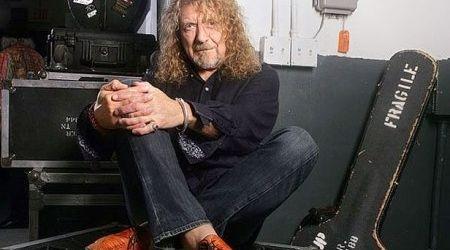 Robert Plant este nominaliat la Brit Awards 2011