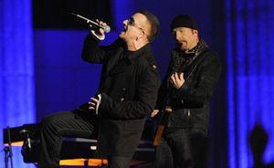 U2 lucreaza cu David Guetta la noul album