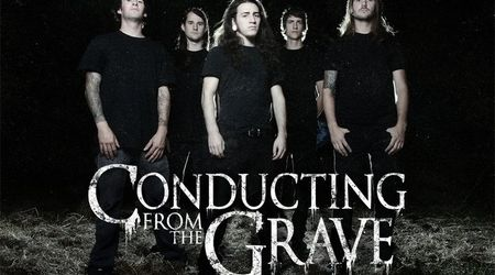 Conducting From The Grave filmeaza un nou videoclip