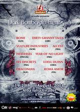 Voi decideti pretul biletelor la Dark Bombastic Evening 3