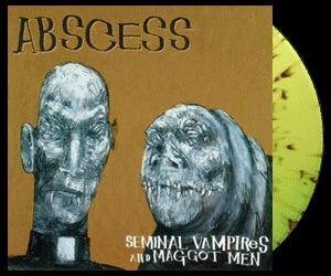 Abscess lanseaza primul album pe vinil