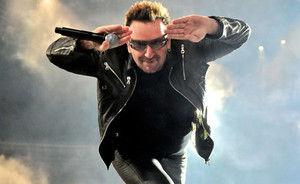 U2 sunt cap de afis la Glastonbury 2011