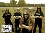 Legion Of The Damned au fost intervievati in Belgia (video)