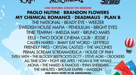 Noi nume confirmate pentru Oxegen Festival 2011