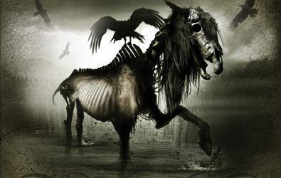 A Pale Horse Named Death semneaza cu SPV