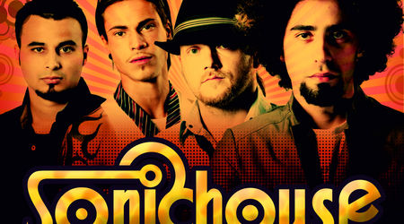 Concert Sonichouse in Wings Club Bucuresti
