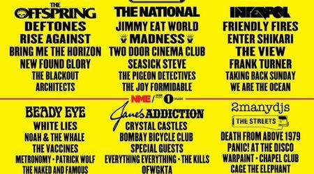 The Strokes, Muse si altii confirmati pentru Leeds 2011