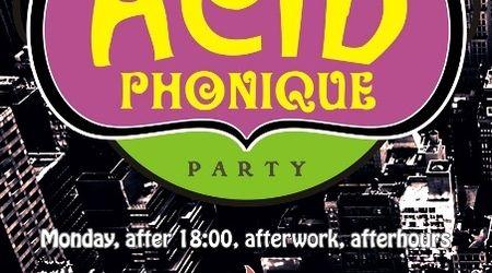 Acid Phonique in Fire Club Bucuresti