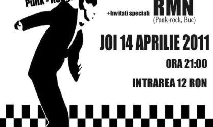 Concert Dance Trauma in club Underworld Bucuresti