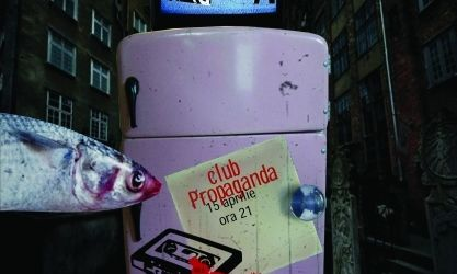 Concert Dance Trauma in club Propaganda din Sibiu