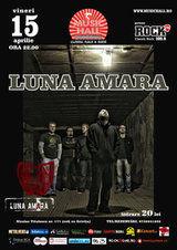 14 concerte rock si metal in Bucuresti si in tara pe 15 aprilie