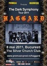 Concertul Haggard la Bucuresti intra pe ultima suta de metri