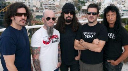 Anthrax ar putea lansa Worship Music in toamna