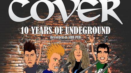 Lansare DVD Cover: 10 Years Of Underground in VHR Pub Targu Mures