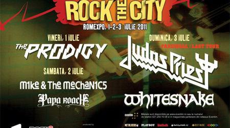 Rock The City 2011 se muta in Piata Constitutiei