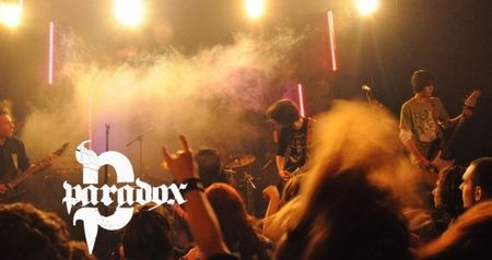 Trupa Paradox (RO)  deschide seara de rock la Padina Fest