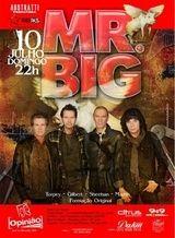 Mr. Big au fost intervievati in California (video)