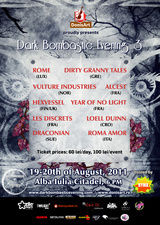 Dark Bombastic Evening 3: Prezentare si informatii despre camping