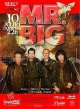 Mr. Big au cantat un cover Deep Purple (video)