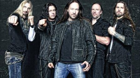 Hammerfall au fost intervievati in Anglia (video)