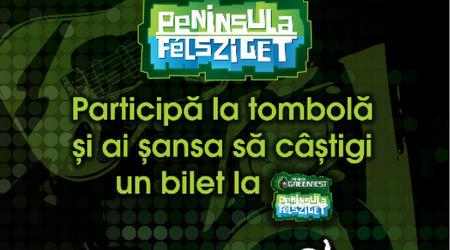 Premii la Official pre-party Tuborg Green Fest Peninsula